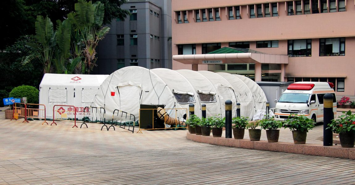 Portable Hospitals